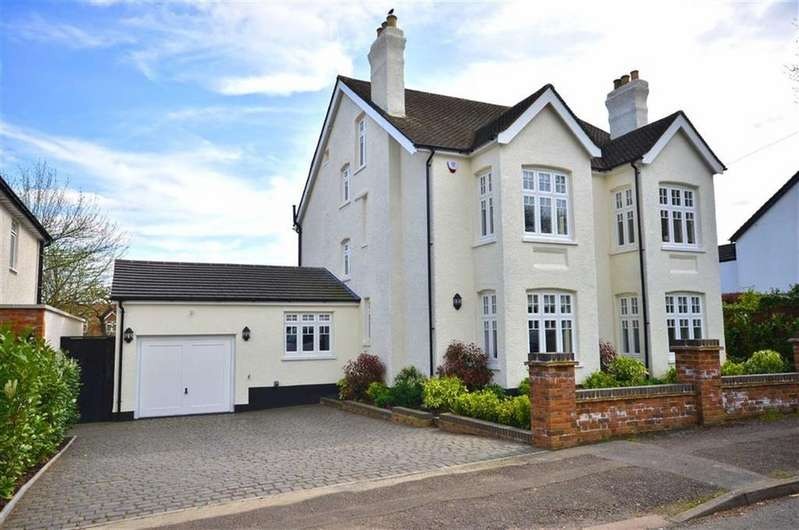 6 Bedrooms Detached House for sale in South Road, Chorleywood, Hertfordshire