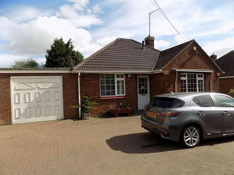 2 Bedrooms Detached Bungalow for sale in Church Road Emneth