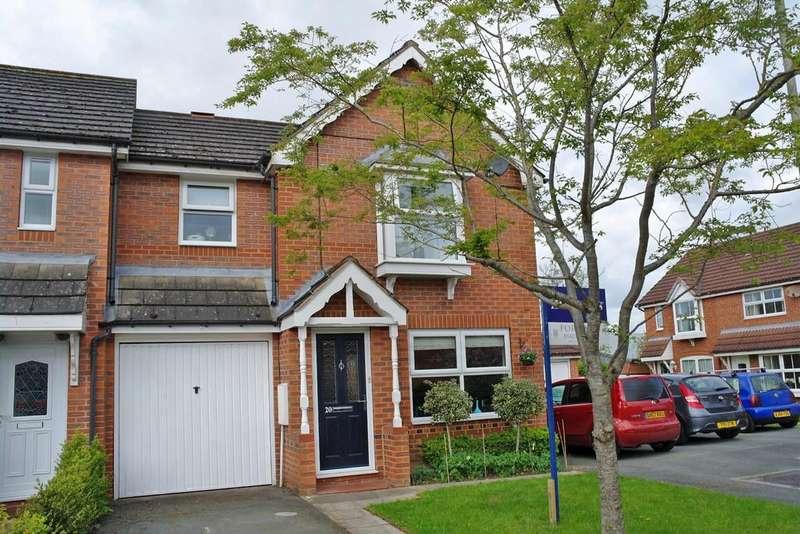 3 Bedrooms End Of Terrace House for sale in Harness Lane, Boroughbridge, York YO51 9PF