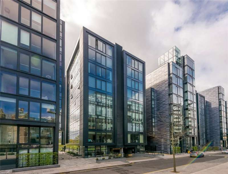 1 Bedroom Flat for sale in Flat 39.10 Simpson Loan, Quartermile, Edinburgh, EH3