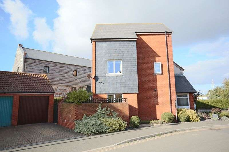 3 Bedrooms Semi Detached House for sale in Shelly Reach, Exmouth