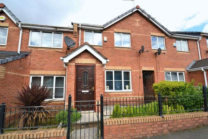 2 Bedrooms Terraced House for sale in Foxham Drive, Salford