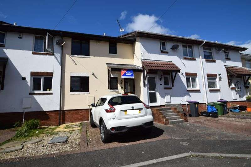2 Bedrooms Terraced House for sale in St Oswalds Close, Pontypool
