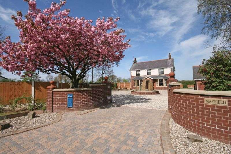 4 Bedrooms Detached House for sale in Garstang Road, Larbreck