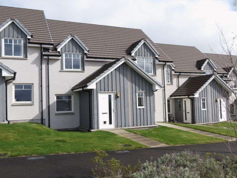 2 Bedrooms Flat for sale in Seaforth Drive, Fortrose