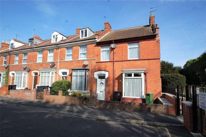 3 Bedrooms End Of Terrace House for sale in St Saviours Avenue, Bridgwater, Somerset, TA6