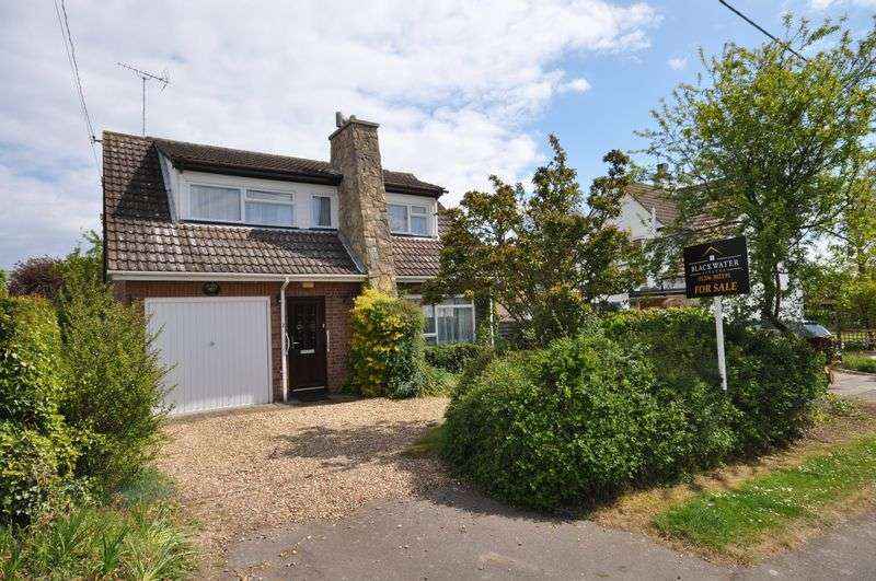 4 Bedrooms Detached House for sale in Suffolk Avenue, West Mersea
