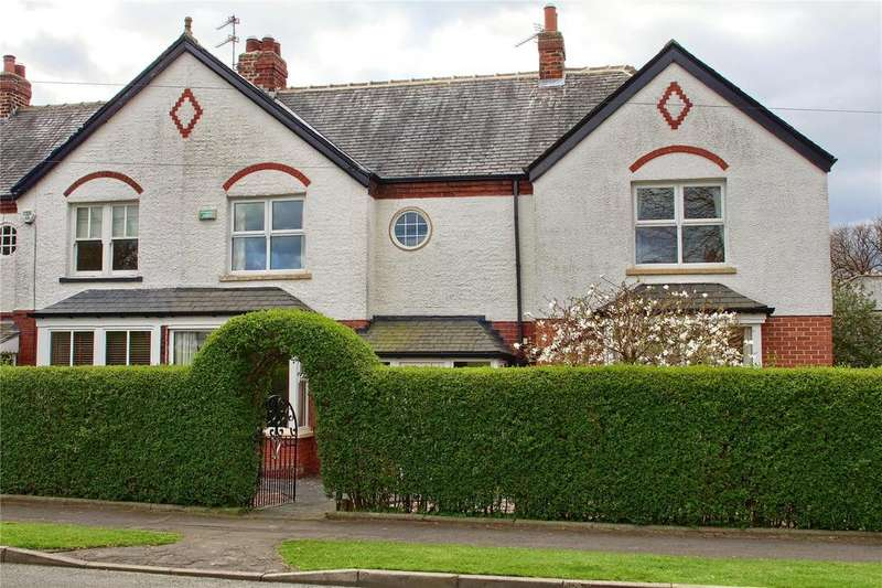 4 Bedrooms End Of Terrace House for sale in Rookwood Road, Nunthorpe