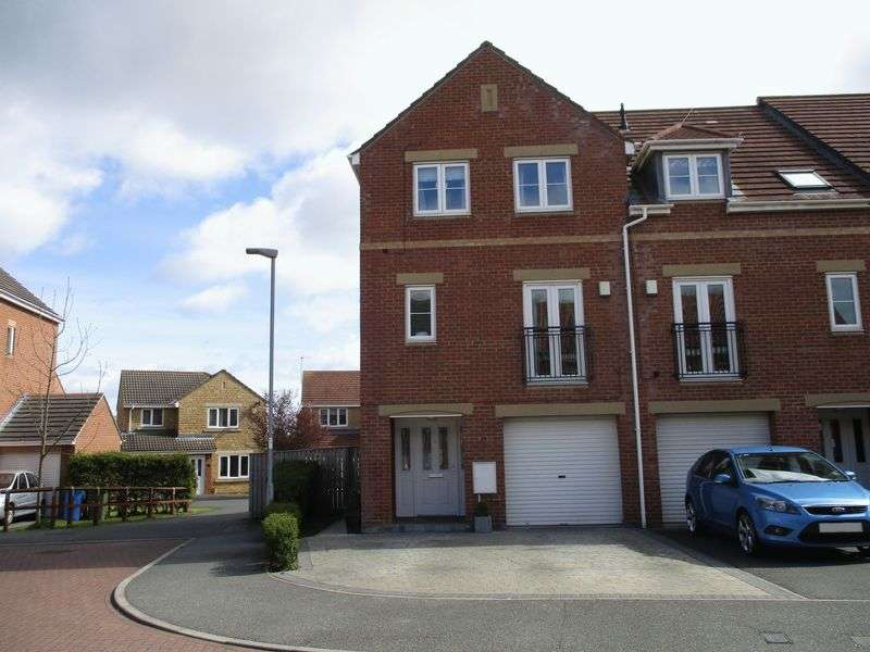 4 Bedrooms Terraced House for sale in Heather Lea, Blyth