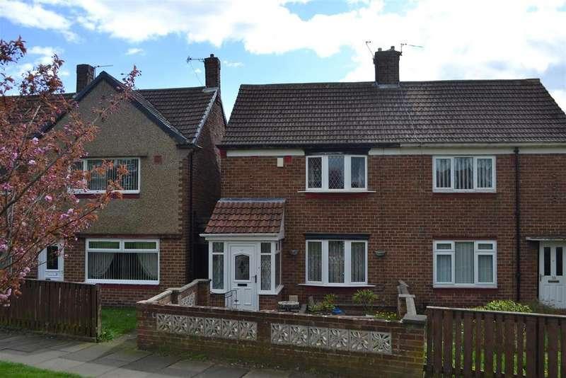 2 Bedrooms Semi Detached House for sale in Washington Road, Sunderland