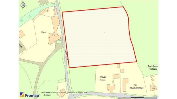 Land Commercial for sale in West End, Waltham St. Lawrence, Reading