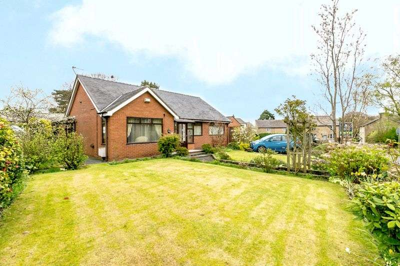 3 Bedrooms Detached Bungalow for sale in Farley Lane, Roby Mill, WN8 0QG