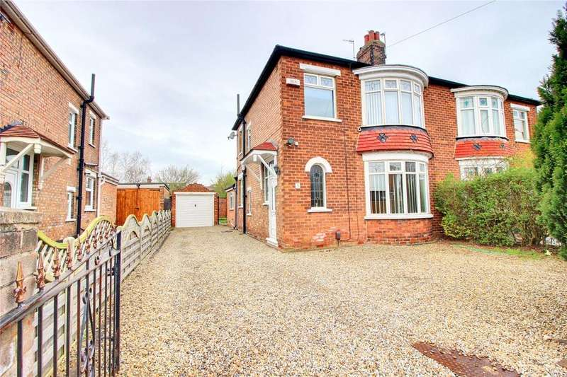 3 Bedrooms Semi Detached House for sale in Stoneleigh Avenue, Middlesbrough