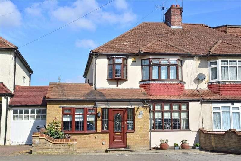 3 Bedrooms Semi Detached House for sale in Horncastle Road, Lee, London, SE12