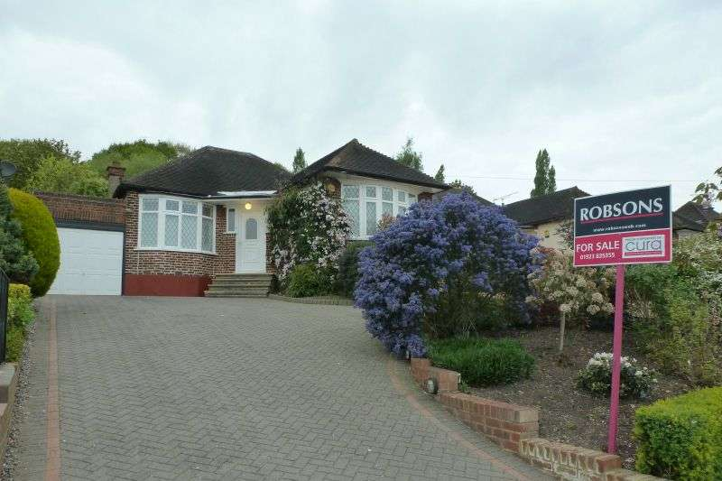 2 Bedrooms Detached Bungalow for sale in Stanley Road, Northwood