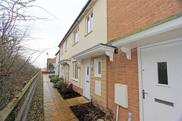 3 Bedrooms Terraced House for sale in Bewick Walk, Iwade, Sittingbourne, Kent