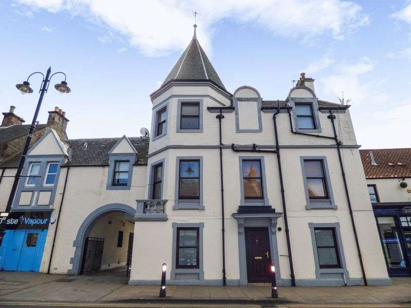 1 Bedroom Flat for sale in High Street, Tranent, EH33 1LW