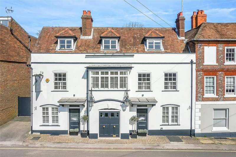 6 Bedrooms House for sale in Pound Hill, Alresford, Hampshire