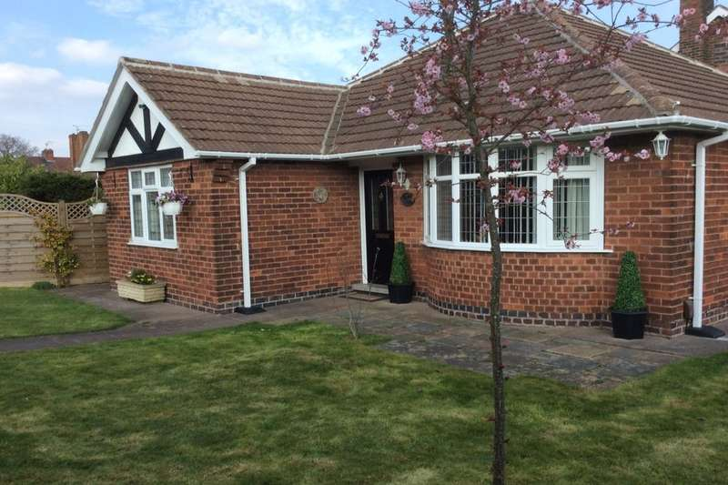 3 Bedrooms Detached Bungalow for sale in Wheatley Avenue, Kirkby-In-Ashfield, Nottingham, NG17