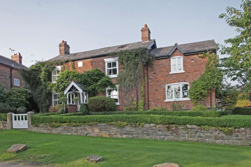 5 Bedrooms House for sale in 5 bedroom Farmhouse Detached in Norley