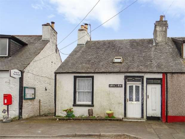 2 Bedrooms Cottage House for sale in Carsphairn, Carsphairn, Castle Douglas, Dumfries and Galloway