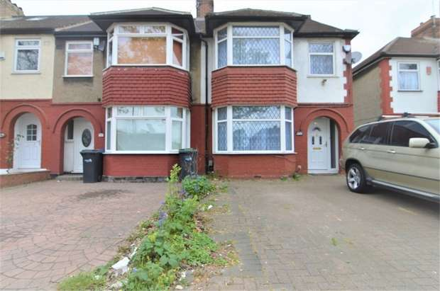4 Bedrooms End Of Terrace House for sale in Great Cambridge Road, Enfield, Greater London