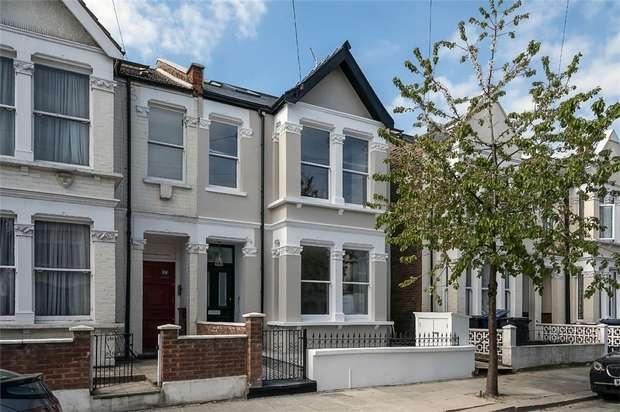 2 Bedrooms Flat for sale in Willcott Road, Acton