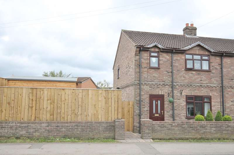 3 Bedrooms Semi Detached House for sale in Ainderby Road, Romanby, Northallerton DL7 8HA
