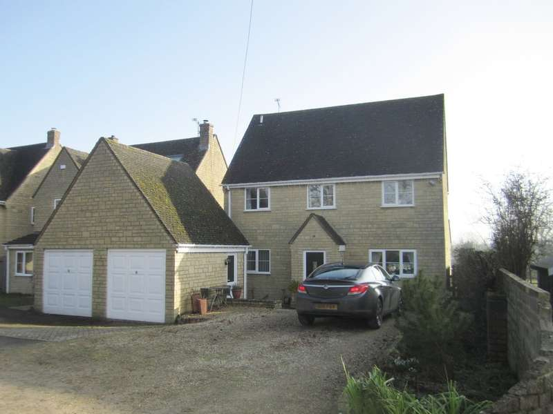 4 Bedrooms Detached House for sale in Quenington, Gloucestershire