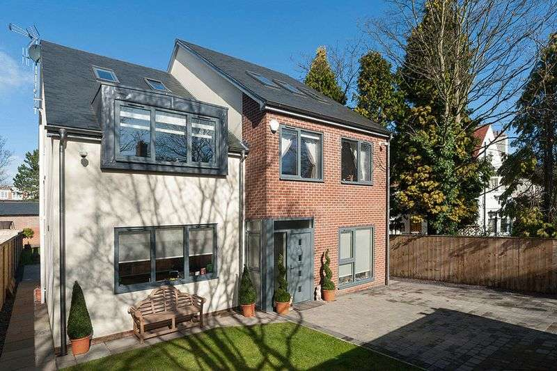 6 Bedrooms Detached House for sale in 78 The Drive, Gosforth
