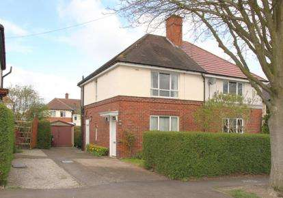 3 Bedrooms Semi Detached House for sale in Annesley Road, Sheffield, South Yorkshire