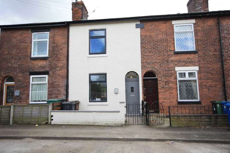 3 Bedrooms Terraced House for sale in Grosvenor Street, Prestwich
