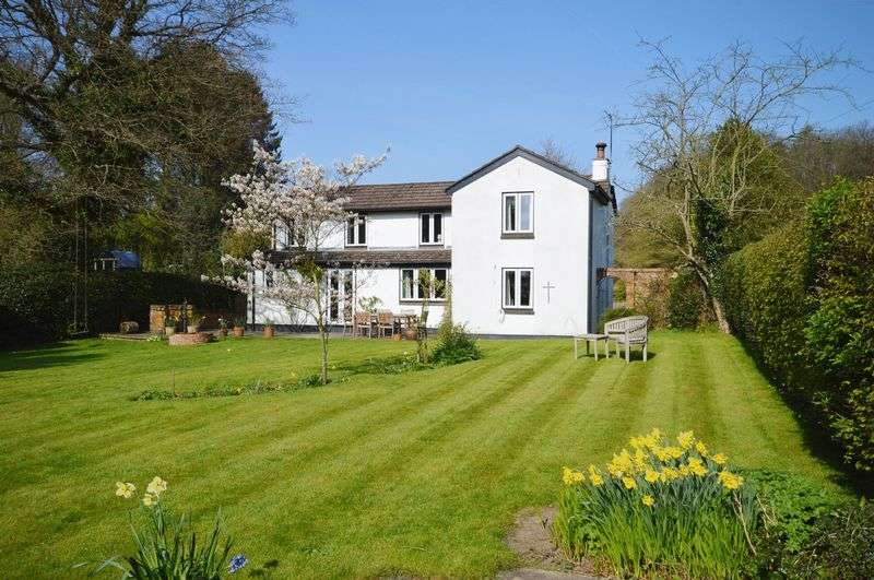 4 Bedrooms Detached House for sale in Buckland Common