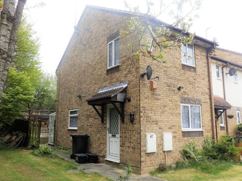 2 Bedrooms House for sale in Boundary Close, Willowbrook, Swindon