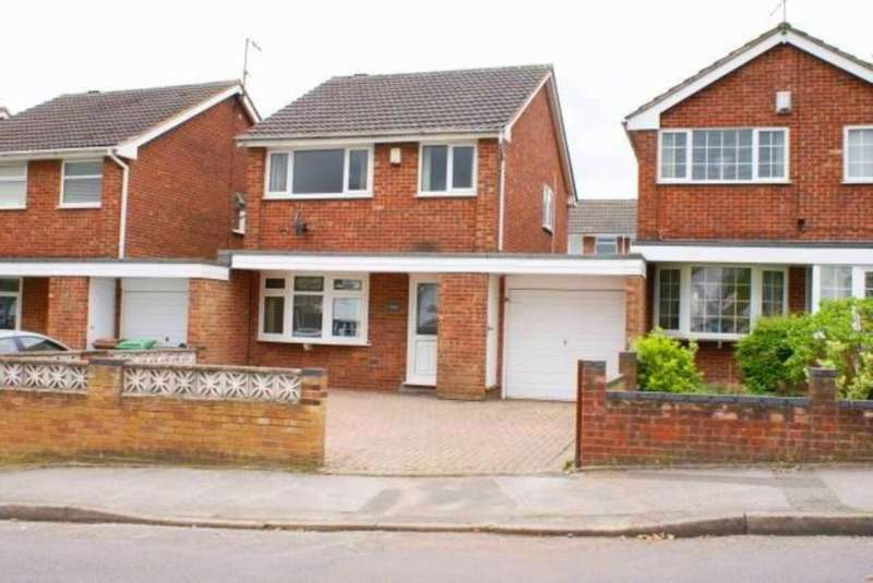 3 Bedrooms Link Detached House for sale in Bowlwell Avenue, Heron Ridge, Nottingham NG5 9HX