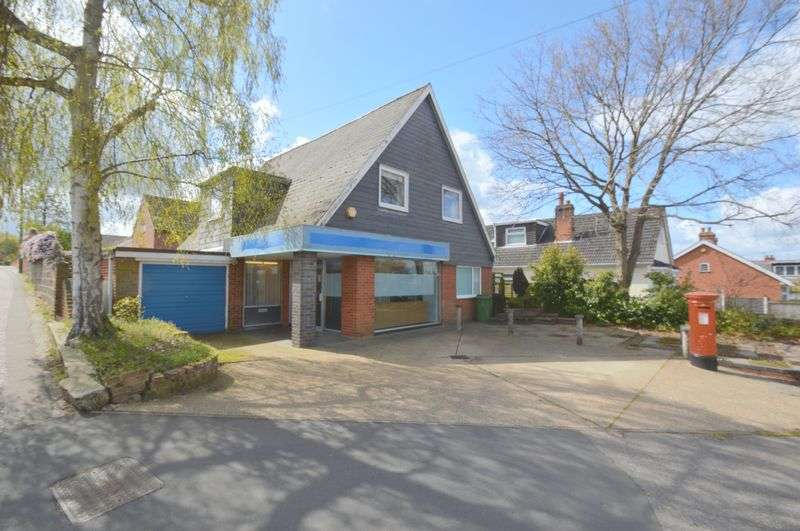 3 Bedrooms Detached House for sale in Norwich Road, New Costessey, Norwich