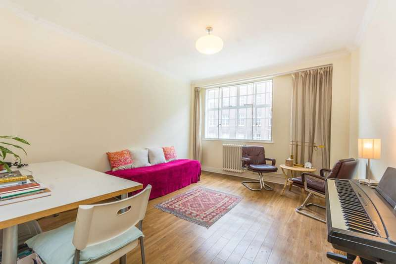 Studio Flat for sale in Woburn Place, Bloomsbury, WC1H