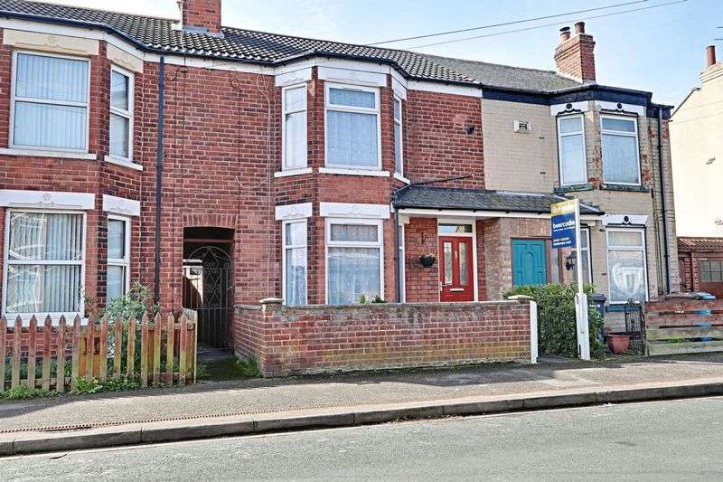 2 Bedrooms Terraced House for sale in Lee Street, Hull