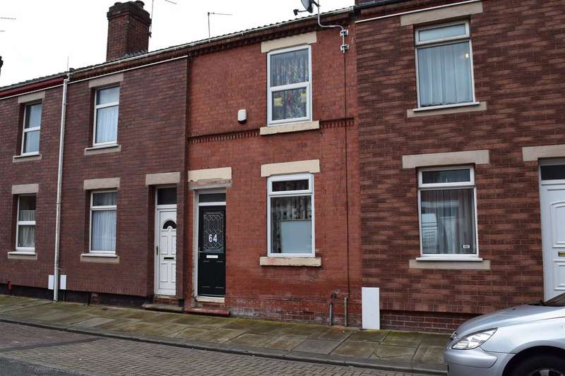 2 Bedrooms Terraced House for sale in Ellerker Avenue