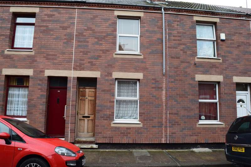 2 Bedrooms Terraced House for sale in Stone Close Avenue