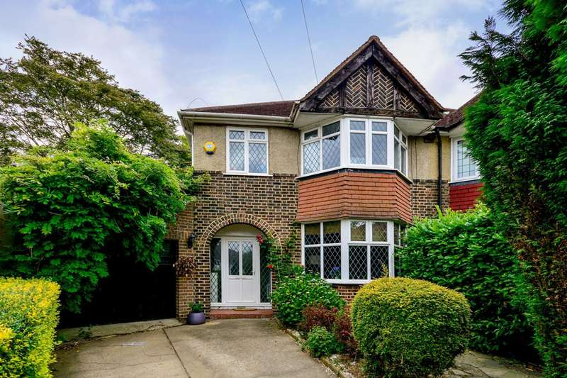 3 Bedrooms House for sale in Kidbrooke Park Road, Kidbrooke, SE3