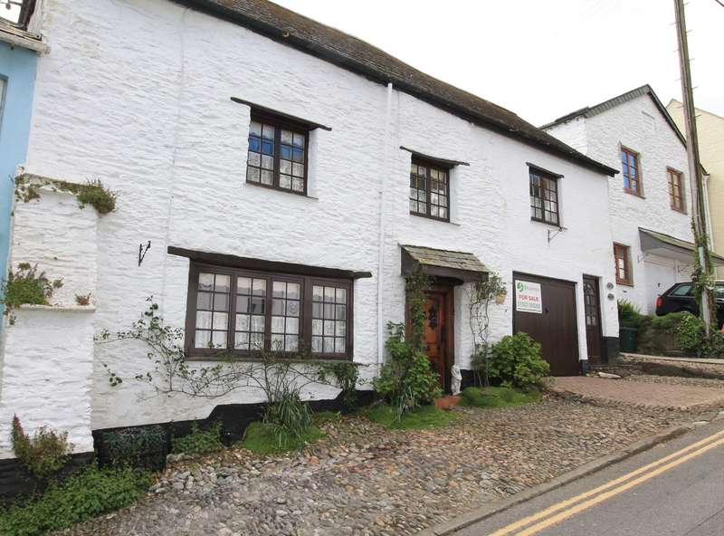 3 Bedrooms Cottage House for sale in West Looe