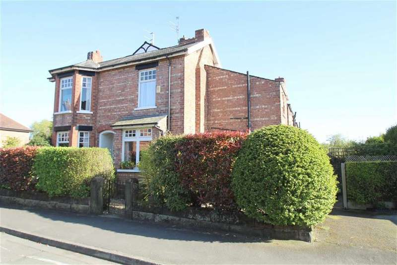 3 Bedrooms Property for sale in York Road, Bowdon, Bowdon Altrincham