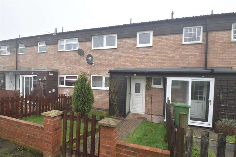 3 Bedrooms Property for sale in Little Hill, Droitwich