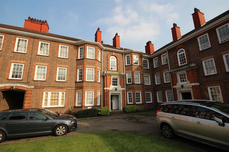 2 Bedrooms Flat for sale in Perryn House, Bromyard Avenue, W3
