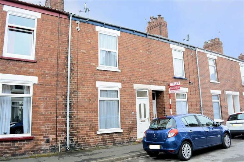 2 Bedrooms Property for sale in Londesborough Street, Selby, YO8
