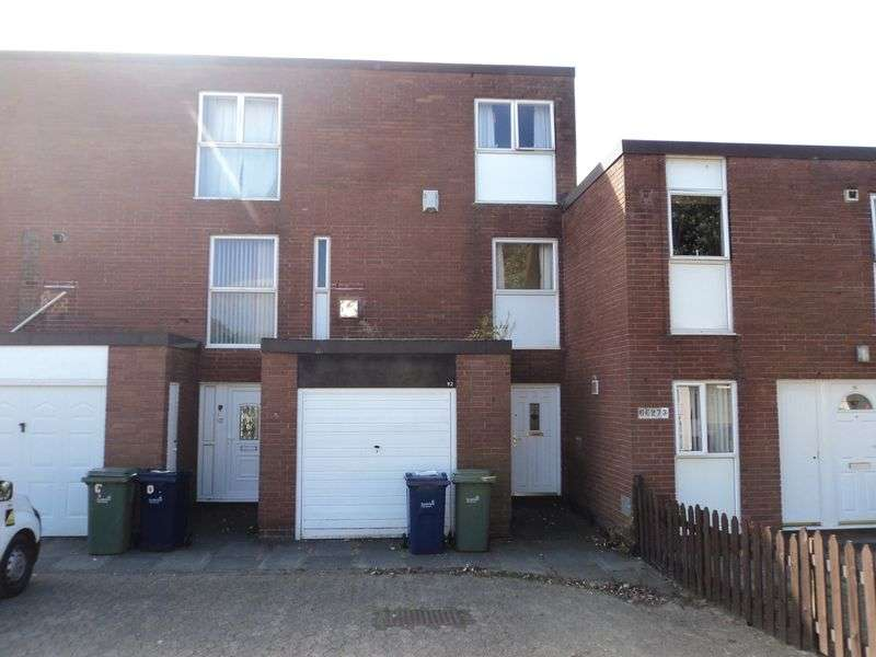 3 Bedrooms Terraced House for sale in Roche Court, Washington