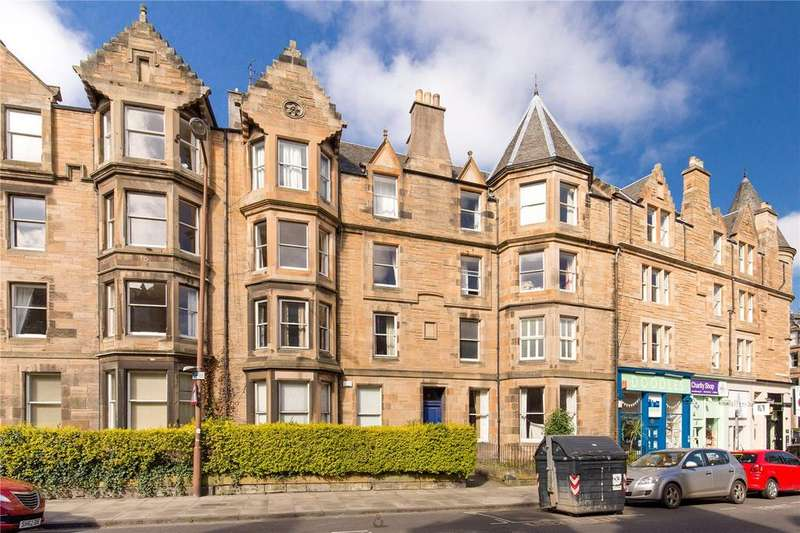 2 Bedrooms Flat for sale in Marchmont Crescent, Edinburgh