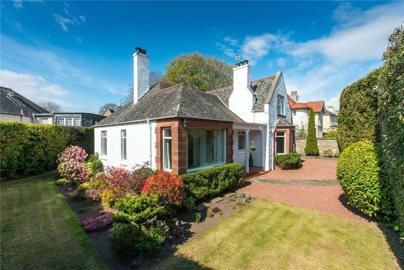 4 Bedrooms Detached House for sale in 11 Succoth Gardens, Murrayfield, Edinburgh, EH12