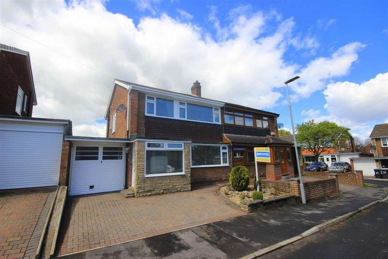 3 Bedrooms Semi Detached House for sale in Wear Lodge, Chester Le Street